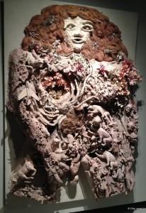 Accouchement rose de Niki de Saint Phalle