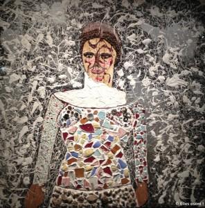 Autoportrait-Niki de Saint Phalle