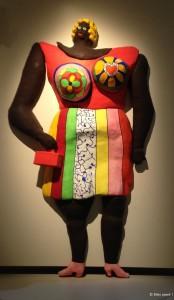 Nana de Niki de Saint Phalle