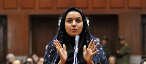 Reyhaneh Jabbari, jeune Iranienne, pendue le 25 octobre 2015