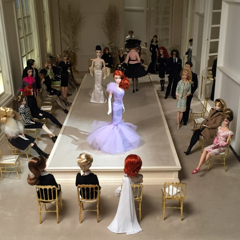 Barbie-exposition